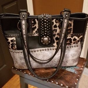 Montana West Concealed Weapon Purse